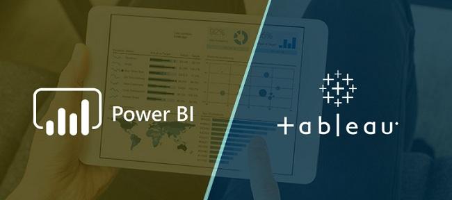 مقایسه پلت فرم های هوش تجاری Tableau و Power BI