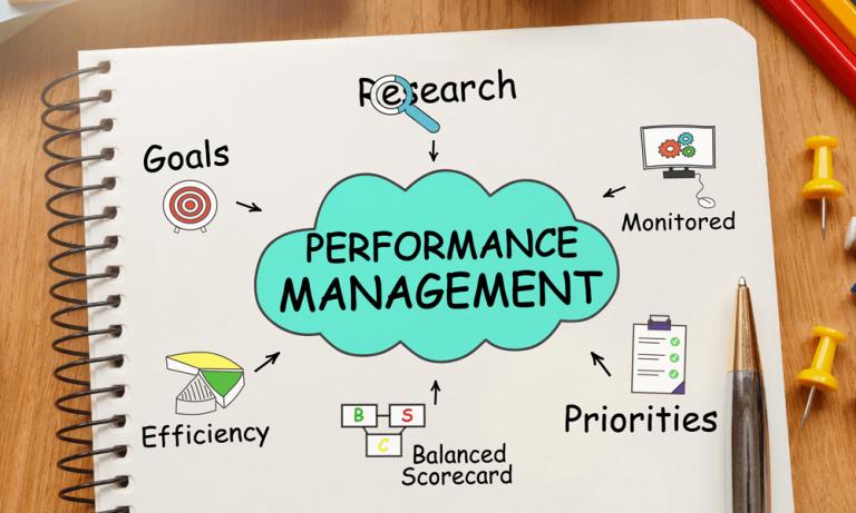 اهداف اصلی مدیریت عملکرد
